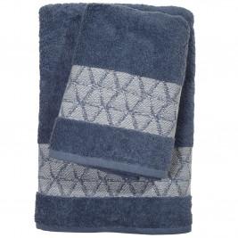 Πετσέτες Μπάνιου (Σετ 3τμχ) Das Home Happy 367