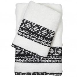 Πετσέτες Μπάνιου (Σετ 3τμχ) Das Home Happy 369