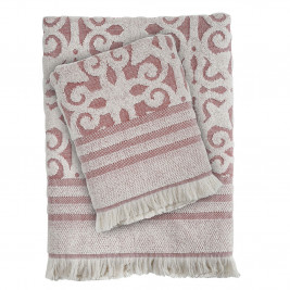 Πετσέτες Μπάνιου (Σετ 3τμχ) Das Home Happy 370