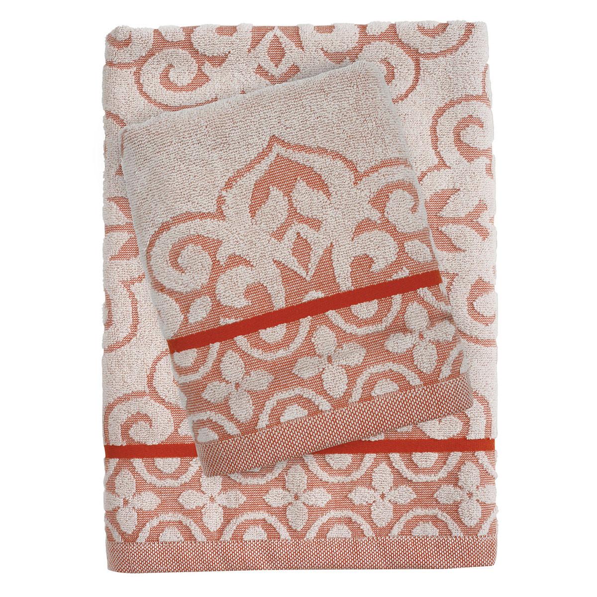Πετσέτες Μπάνιου (Σετ 3τμχ) Das Home Happy 373