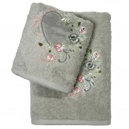 Πετσέτες Μπάνιου (Σετ 3τμχ) Das Home Daily 363