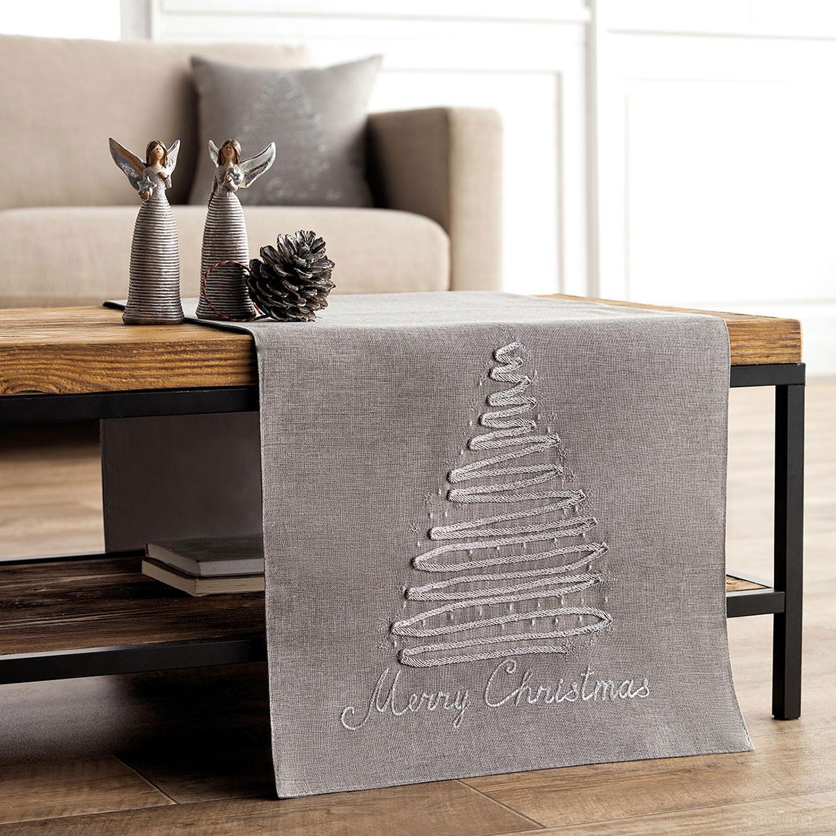 Χριστουγεννιάτικo Σεμέν (40×120) Gofis Home 231/15