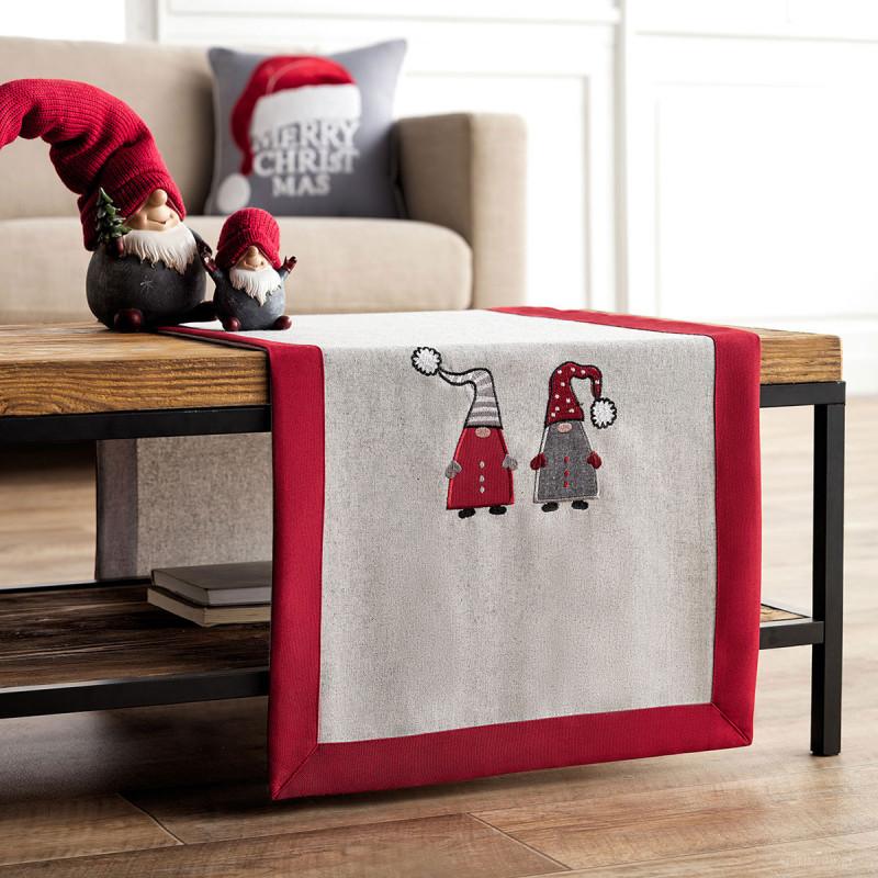 Χριστουγεννιάτικη Τραβέρσα Gofis Home 833