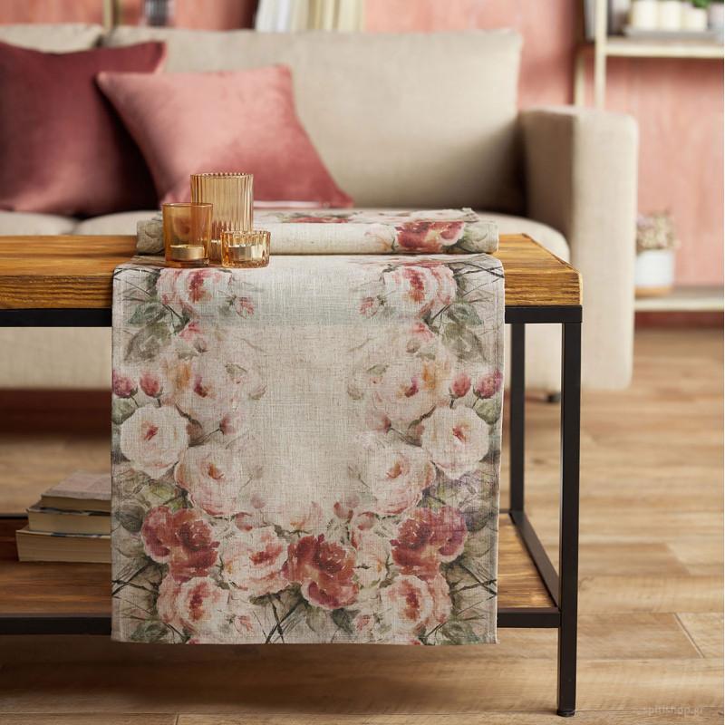 Τραβέρσα (45x150) Gofis Home Country Bloom 105