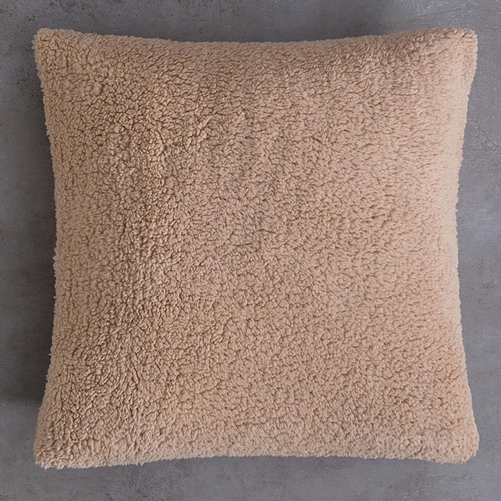 Διακοσμητικό Μαξιλάρι Nima Cushions Wooly Nude