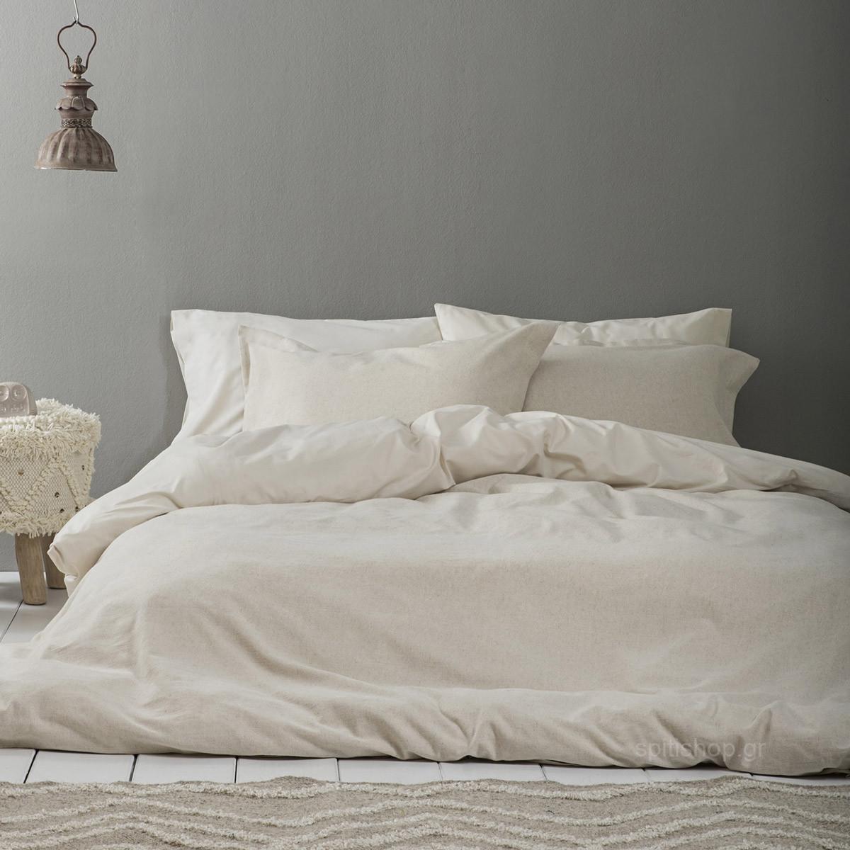 Ζεύγος Μαξιλαροθήκες Nima Bed Linen Linnete
