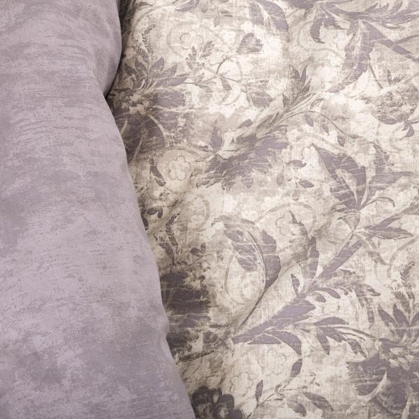 Φανελένια Σεντόνια Μονά (Σετ) Nima Bed Linen Narkissos