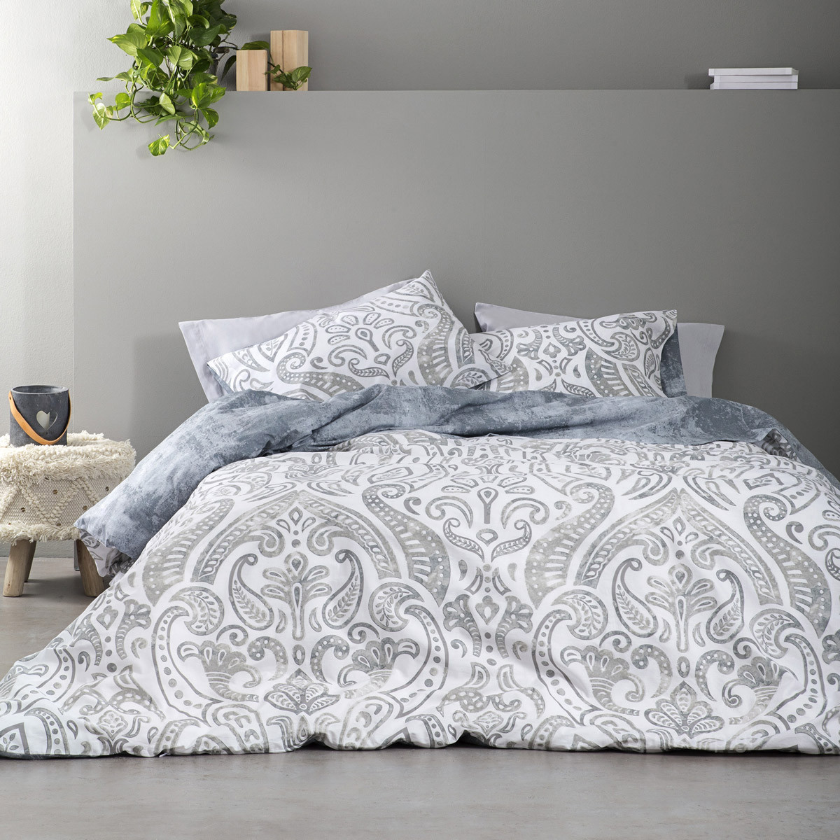 Ζεύγος Μαξιλαροθήκες Nima Bed Linen Alessa