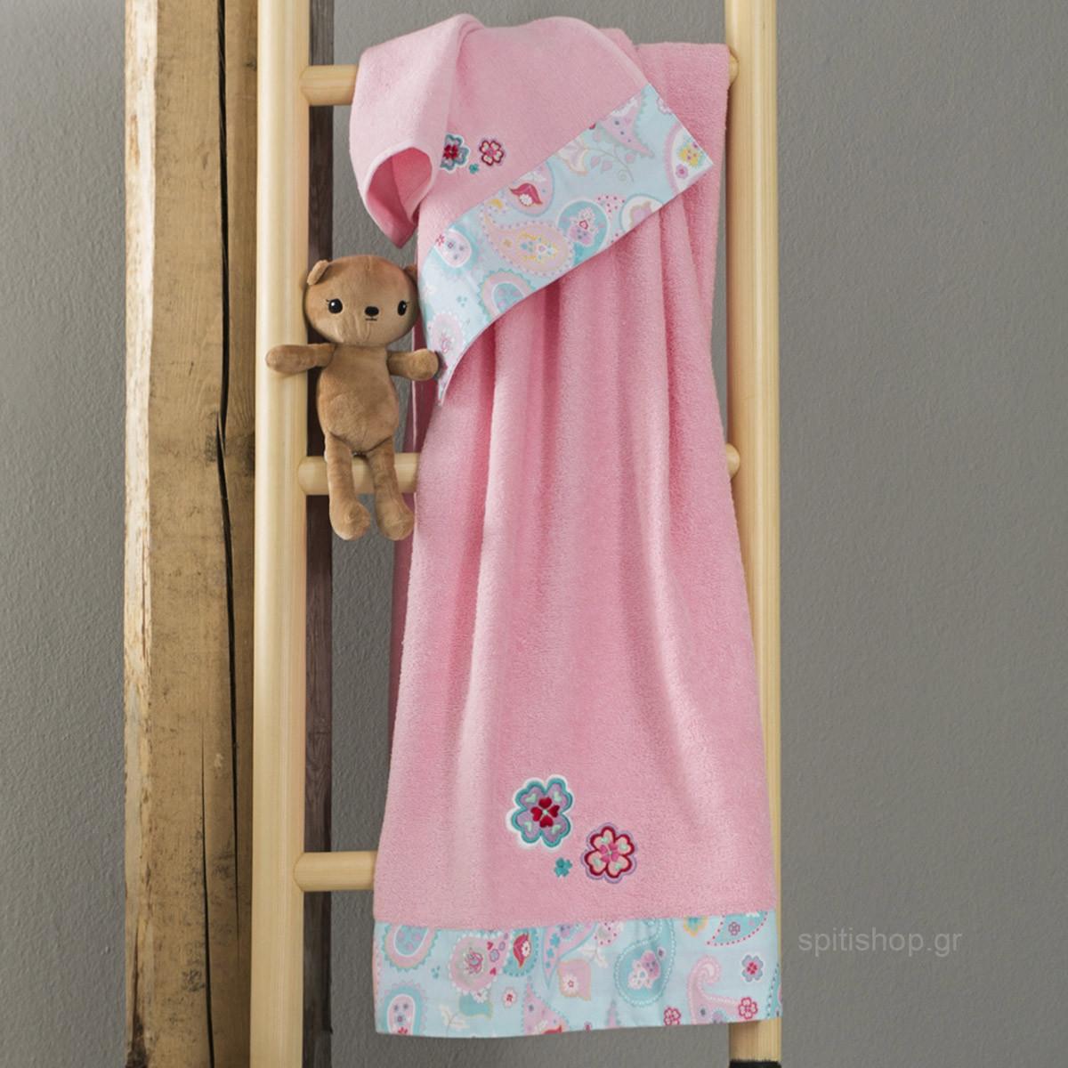 Παιδικές Πετσέτες (Σετ 2τμχ) Nima Kids Jollity