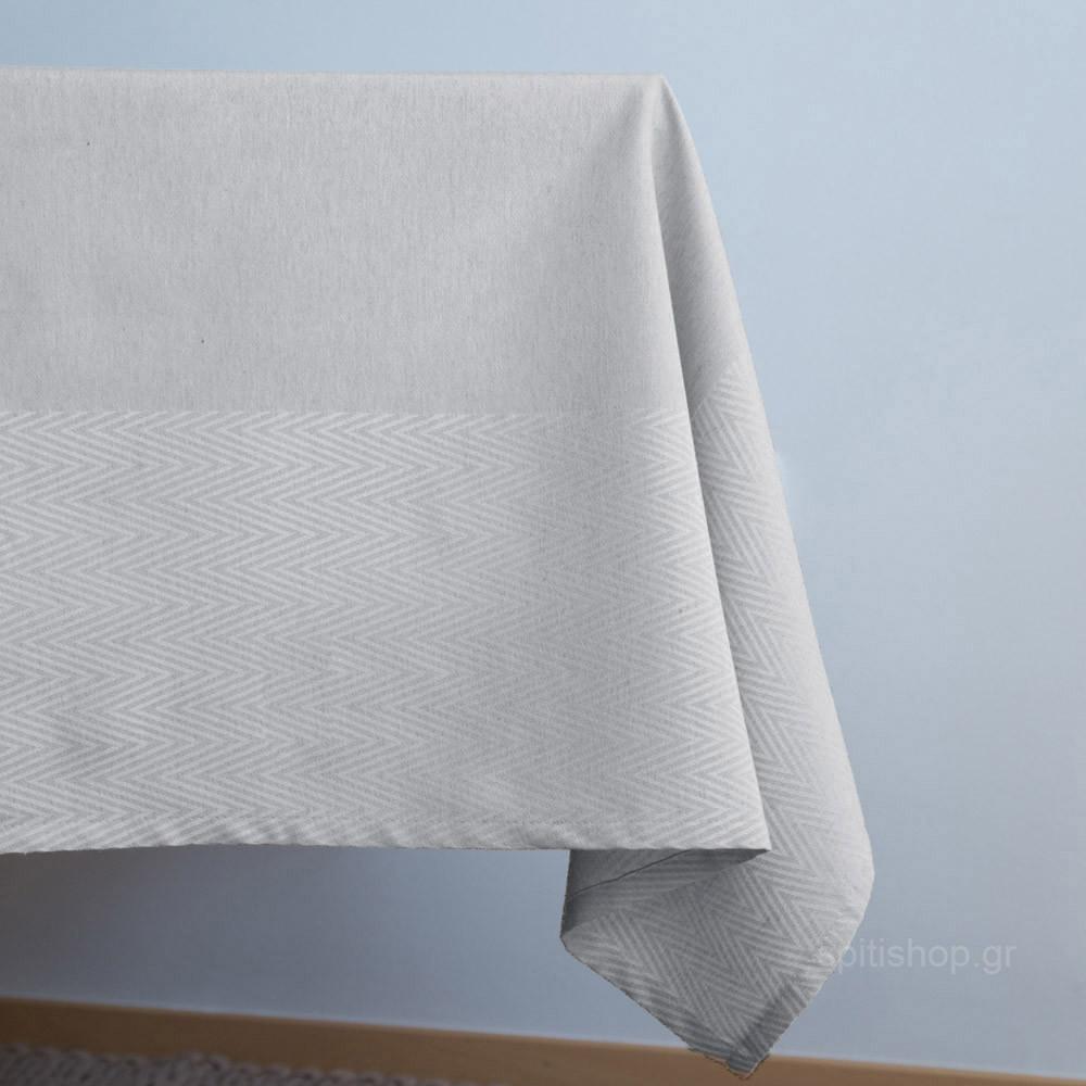 Τραπεζομάντηλο (165×220) Nima Table Linen Vogue Grey