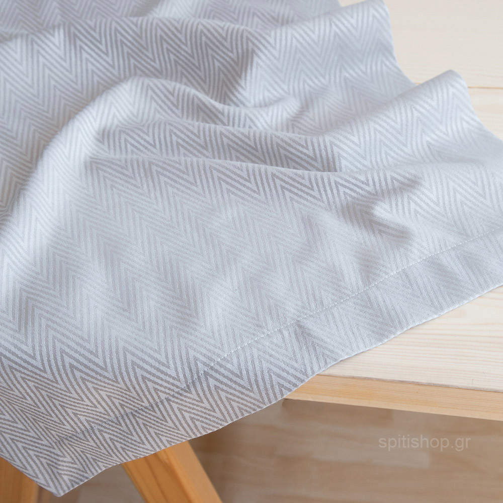 Τραβέρσα Nima Table Linen Vogue Grey