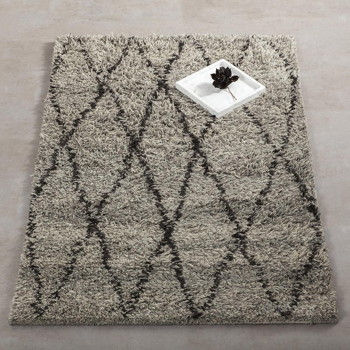 Χαλί (160×230) Nima Carpets Blaise Grey