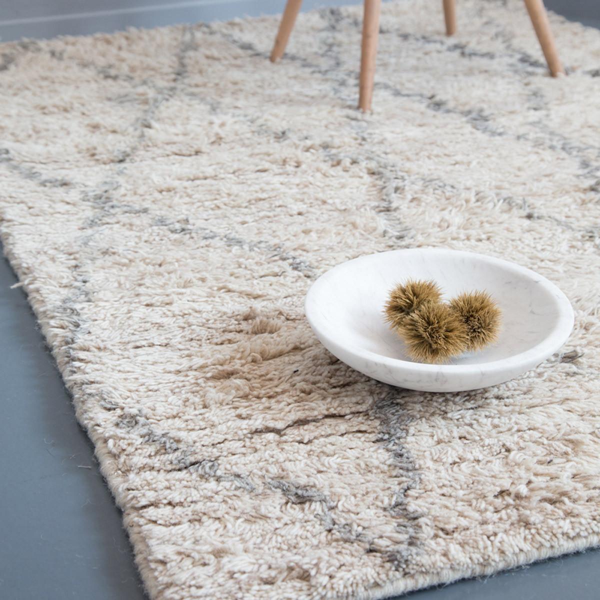 Χαλί (160×230) Nima Carpets Blaise Ivory