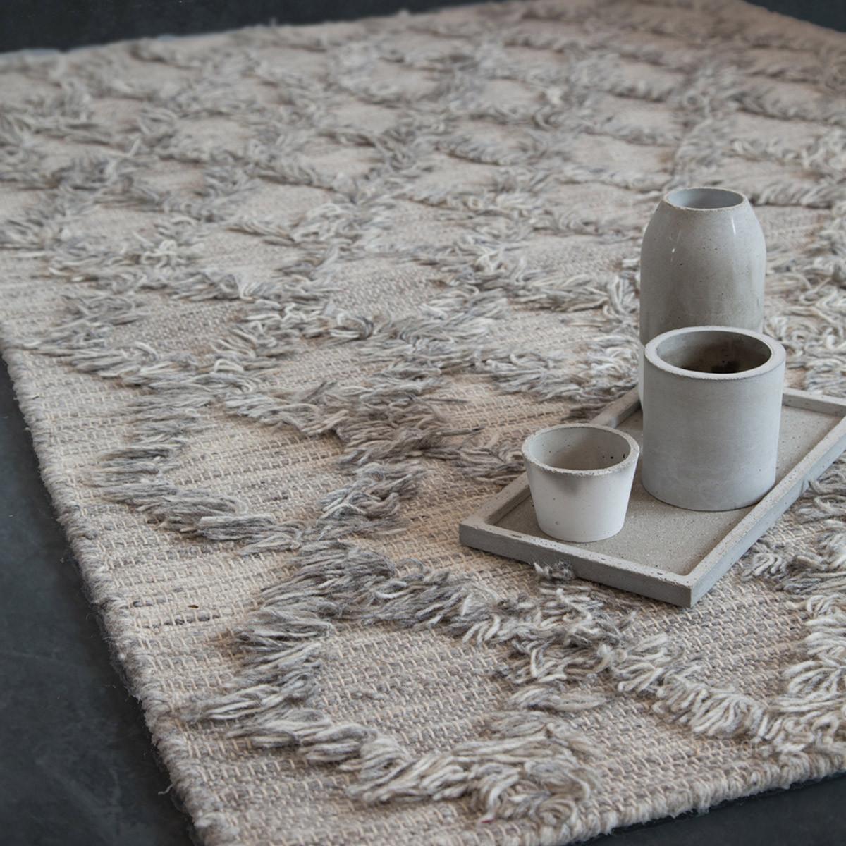 Χαλί (160×230) Nima Carpets Jucar Grey