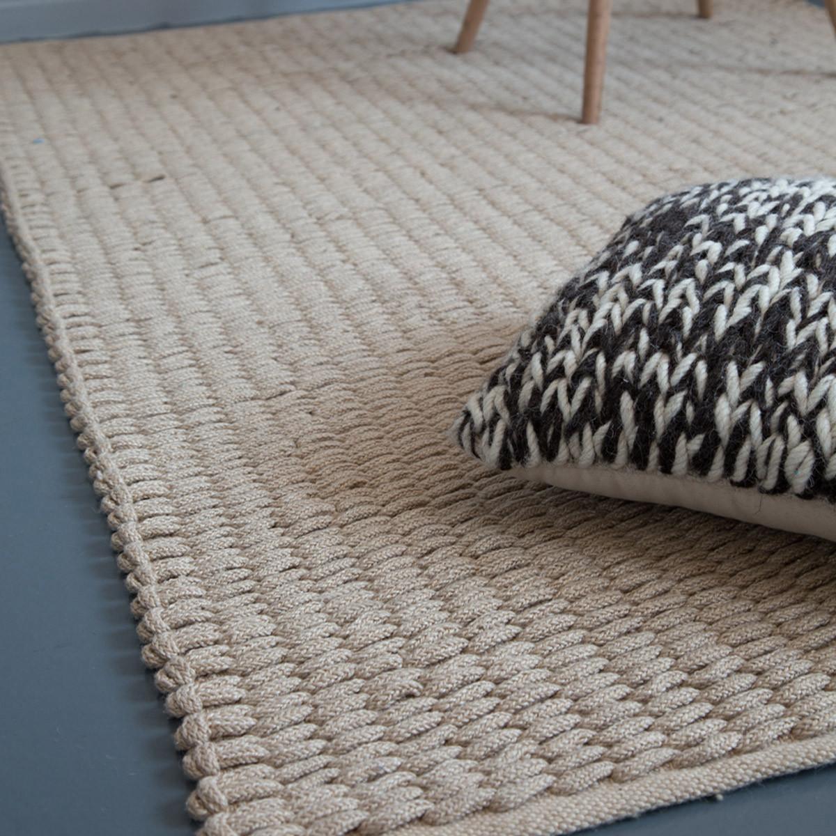 Χαλί (160×230) Nima Carpets Beaver Beige