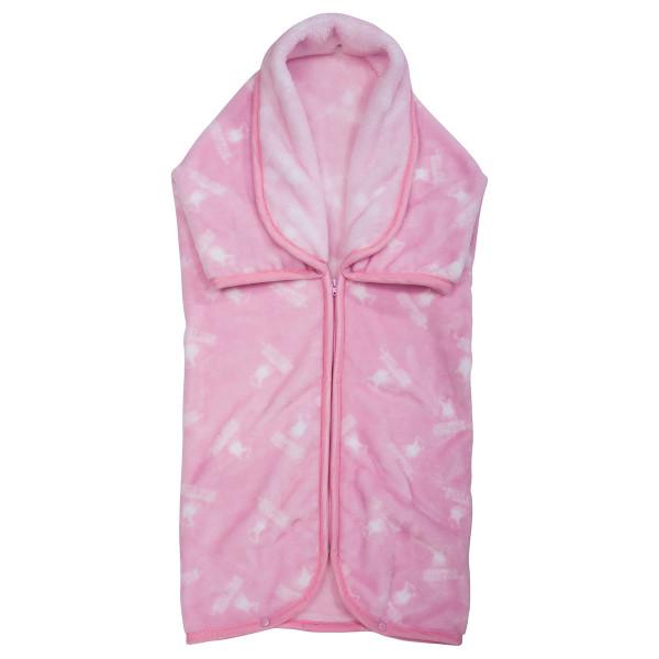 Υπνόσακος Κουβέρτα Βελουτέ Polo Club Essential Baby 2949