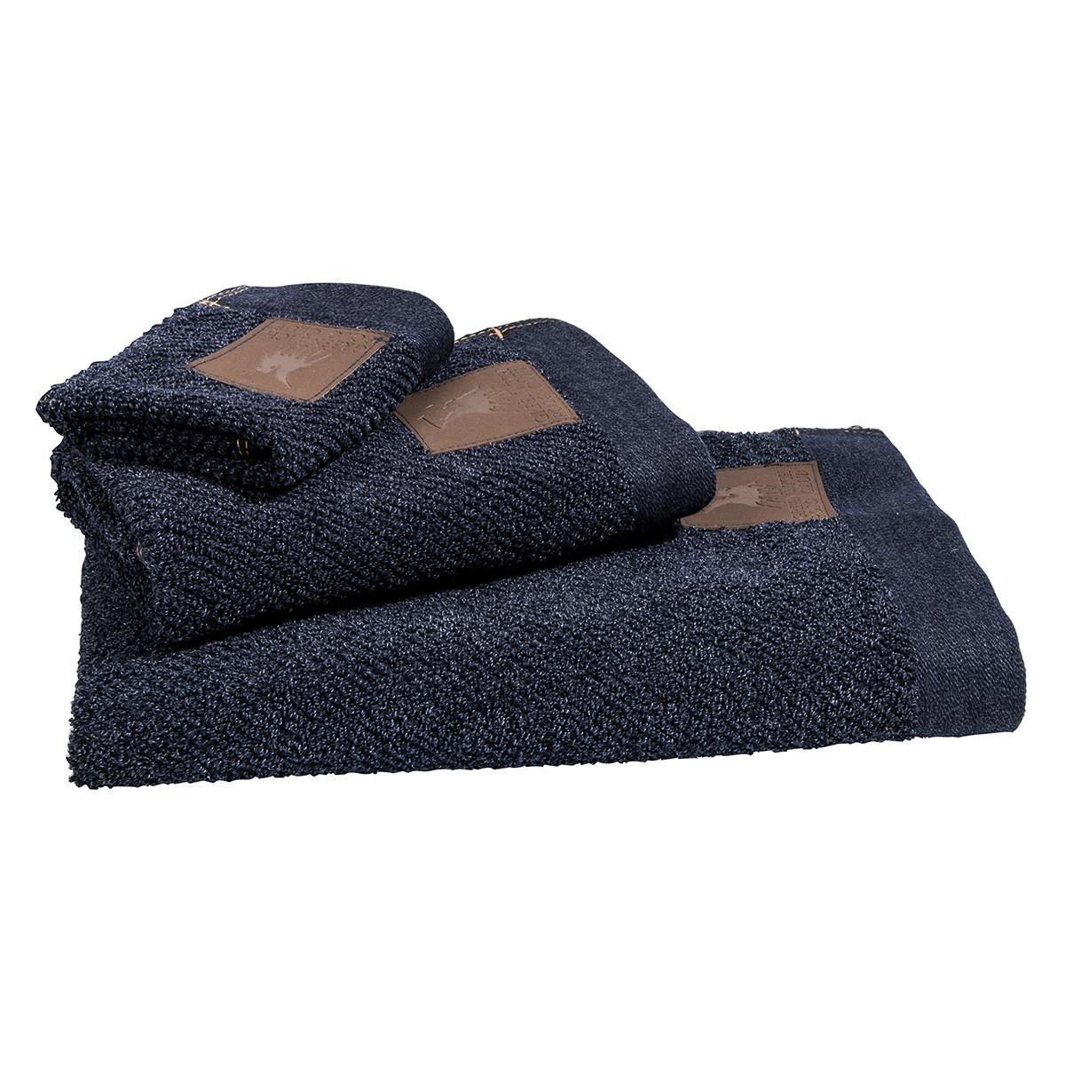 Πετσέτες Μπάνιου (Σετ 3τμχ) Polo Club Essential 2524