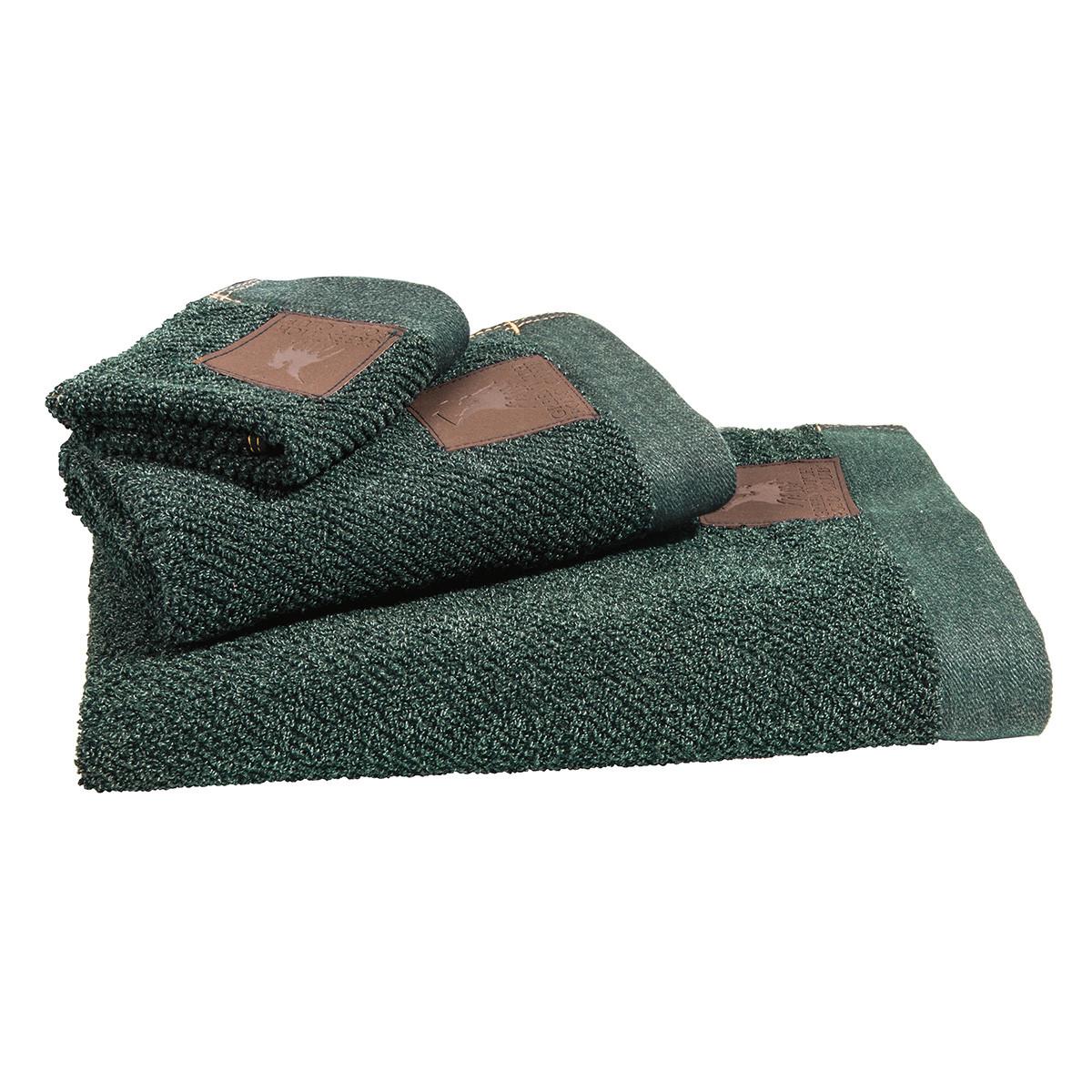 Πετσέτες Μπάνιου (Σετ 3τμχ) Polo Club Essential 2526
