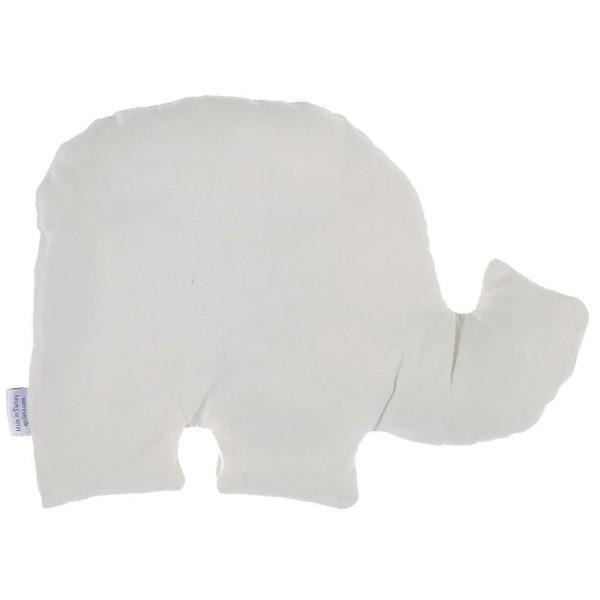 Διακοσμητικό Μαξιλάρι (34x24) Apolena Ελέφαντας Γκρι