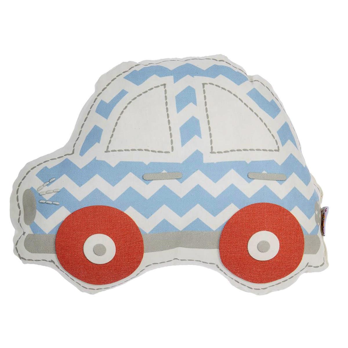 Διακοσμητικό Μαξιλάρι Apolena Αυτοκίνητο Γαλάζιο