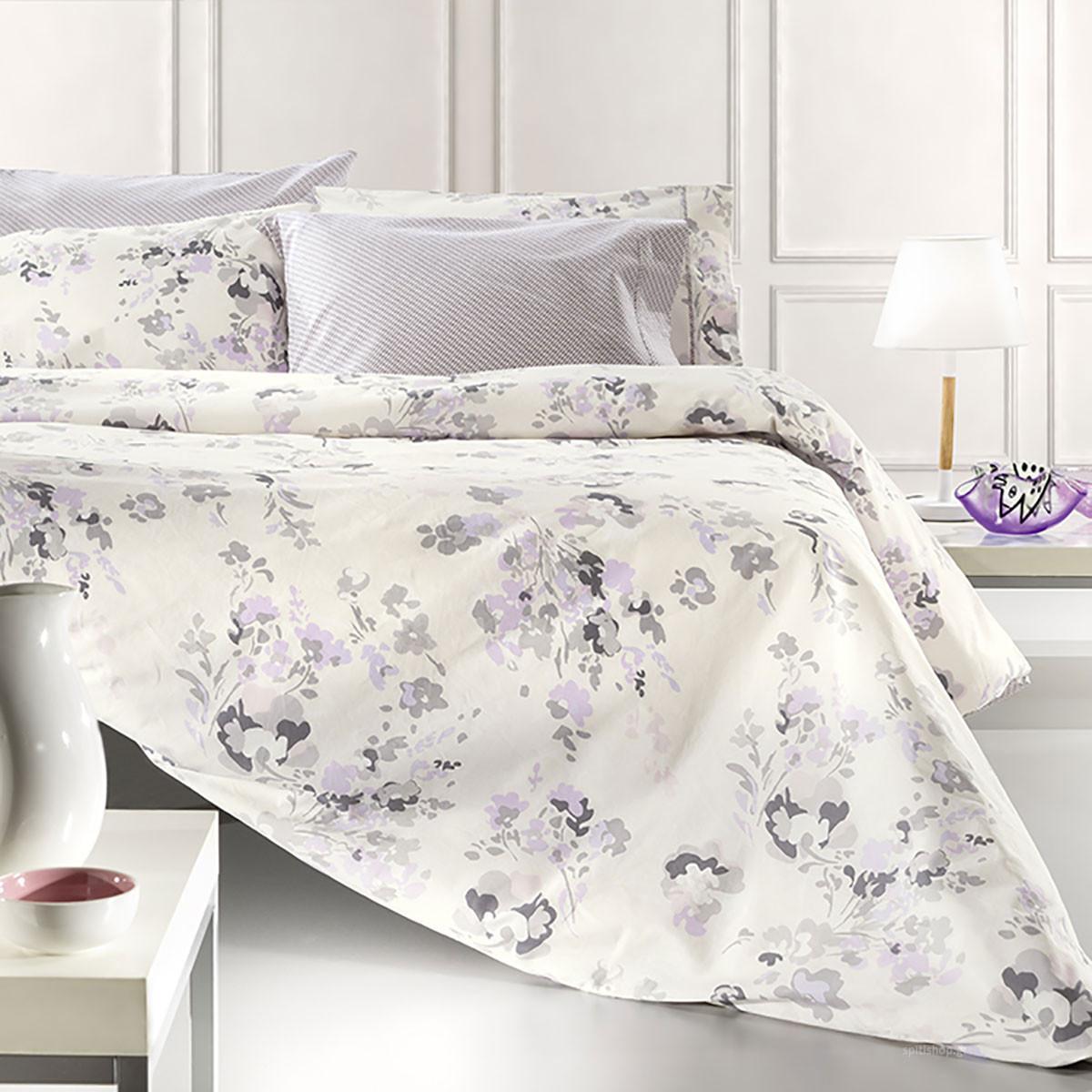 Πάπλωμα Υπέρδιπλο Guy Laroche Defile Lilac