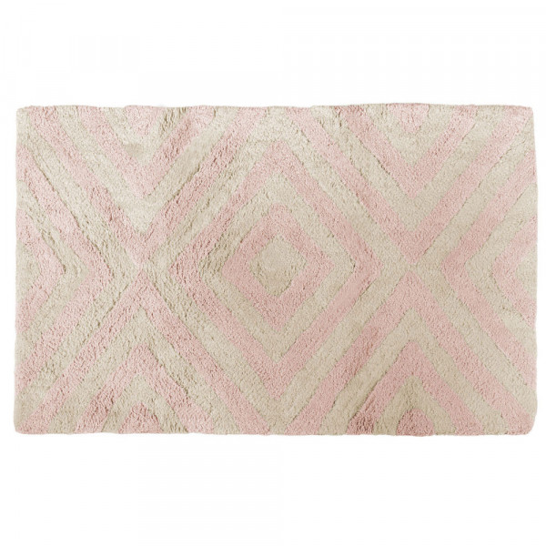 Πατάκι Μπάνιου (40x60) Guy Laroche Veta Old Pink