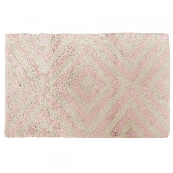 Πατάκι Μπάνιου (70x120) Guy Laroche Veta Old Pink