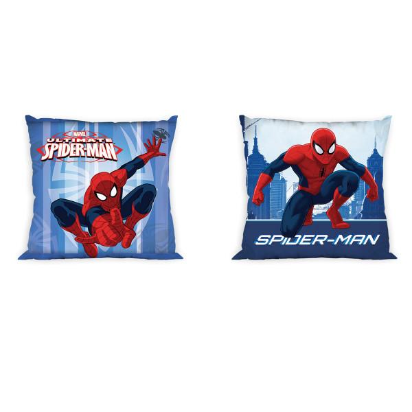 Διακοσμητικό Μαξιλάρι 2 Όψεων (40x40) Dimcol Spiderman 023