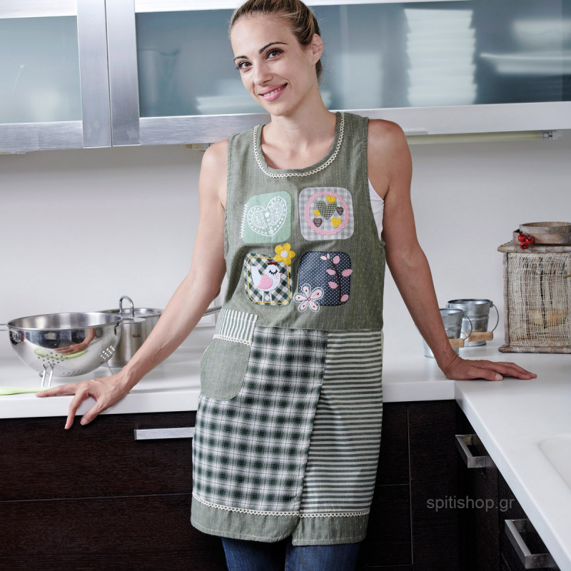 Ποδιά Κουζίνας Kentia Kitchen Pretty 183