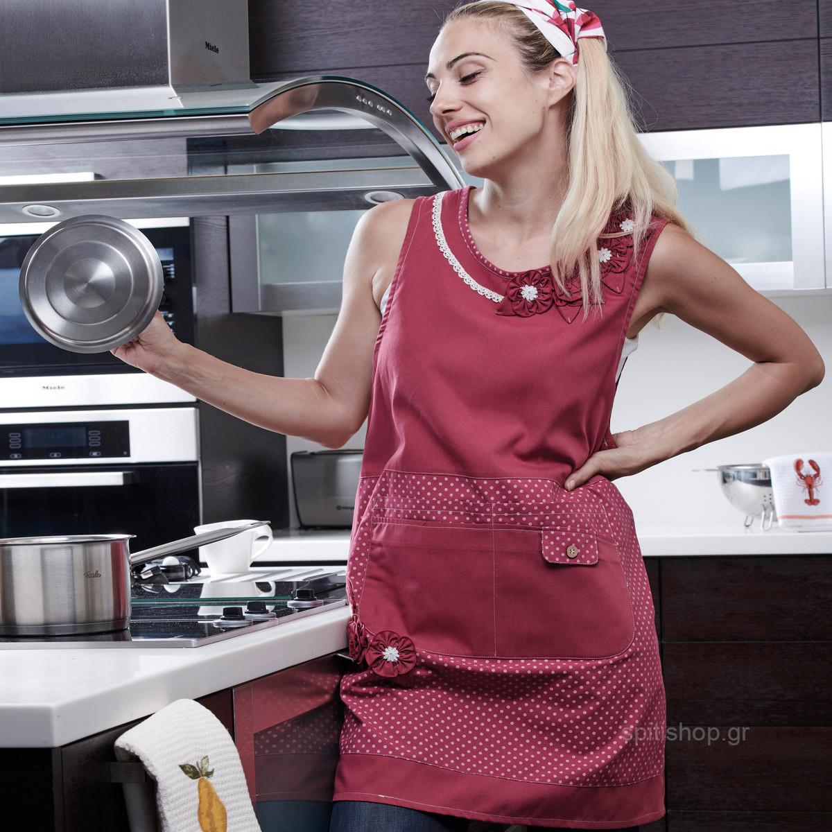 Ποδιά Κουζίνας Kentia Kitchen Pretty 184