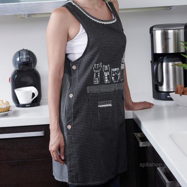 Ποδιά Κουζίνας Kentia Kitchen Pretty 186