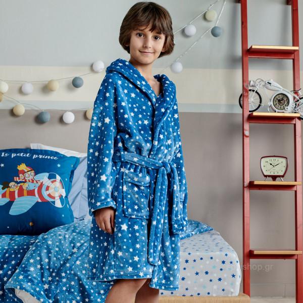 Παιδική Ρόμπα Fleece Kentia Kids Ouranos