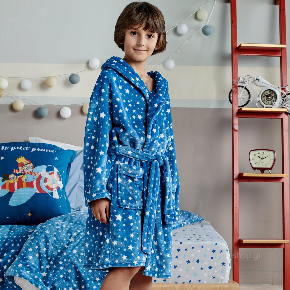 Παιδική Ρόμπα Fleece Kentia Kids Ouranos Νο12 Νο12