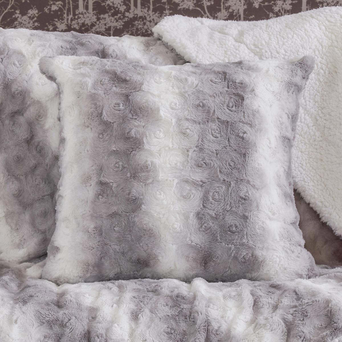 Διακοσμητικό Μαξιλάρι (50×50) Kentia Stylish Warmy 183