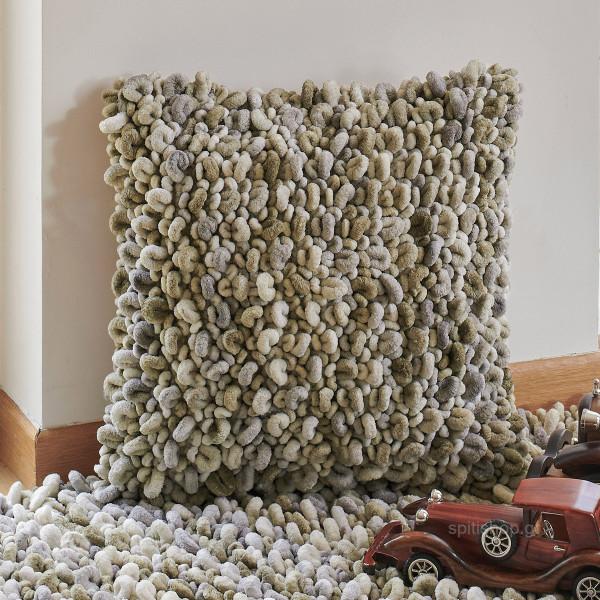 Διακοσμητική Μαξιλαροθήκη (45x45) Kentia Home Made Opous