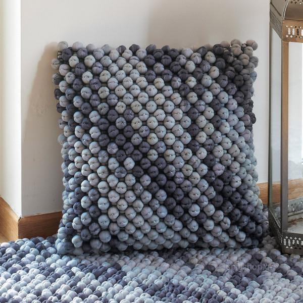 Διακοσμητική Μαξιλαροθήκη (45x45) Kentia Home Made Pixel