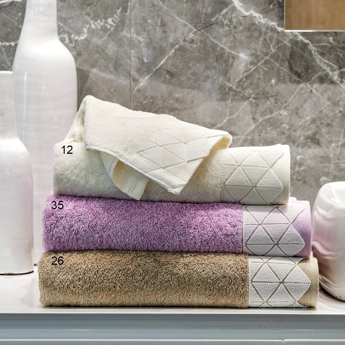 Πετσέτες Μπάνιου (Σετ 3τμχ) Kentia Bath Quest home   μπάνιο   πετσέτες μπάνιου