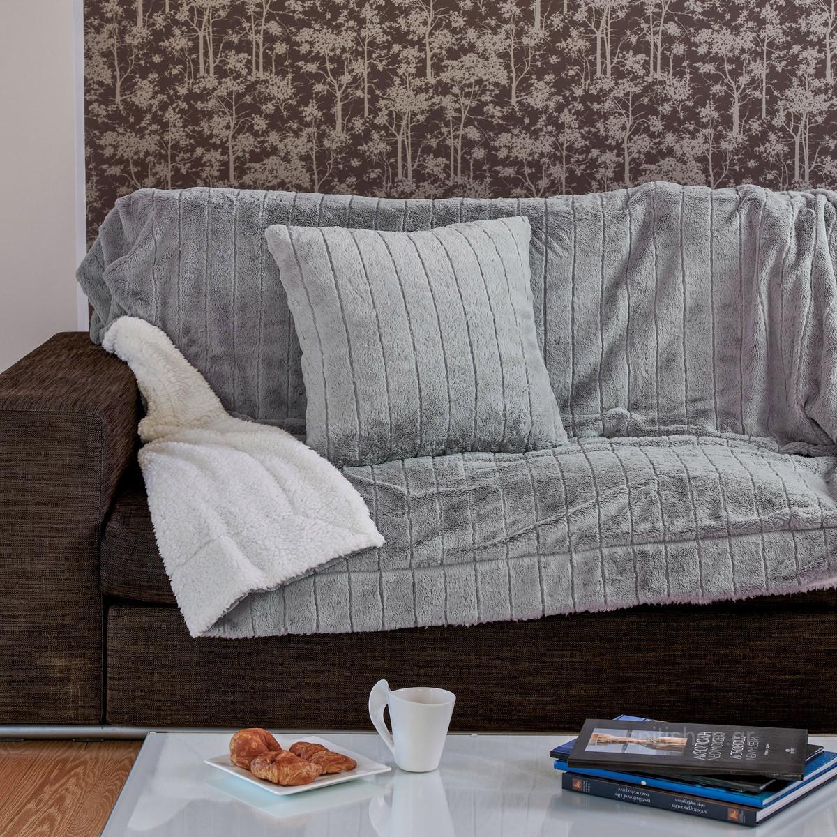 Κουβέρτα Καναπέ Kentia Stylish Warmy 182
