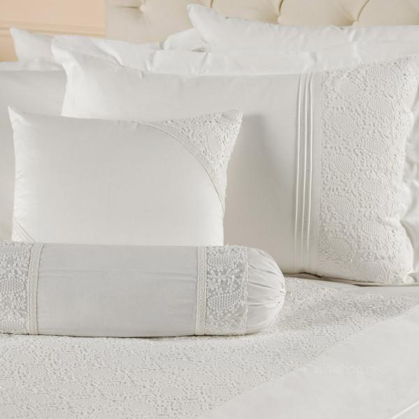 Διακοσμητική Μαξιλαροθήκη (45x45) Kentia Serenity Millena