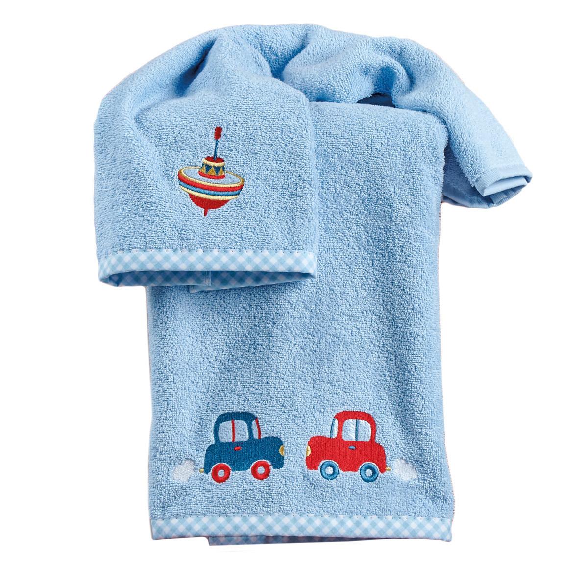 Βρεφικές Πετσέτες (Σετ 2τμχ) Kentia Baby Twister