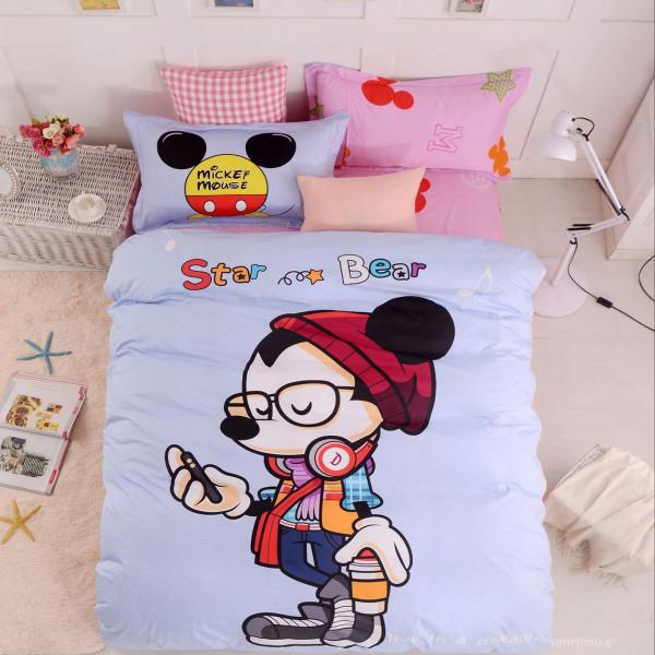 Πάπλωμα Μονό MC Decor Kids Mouse