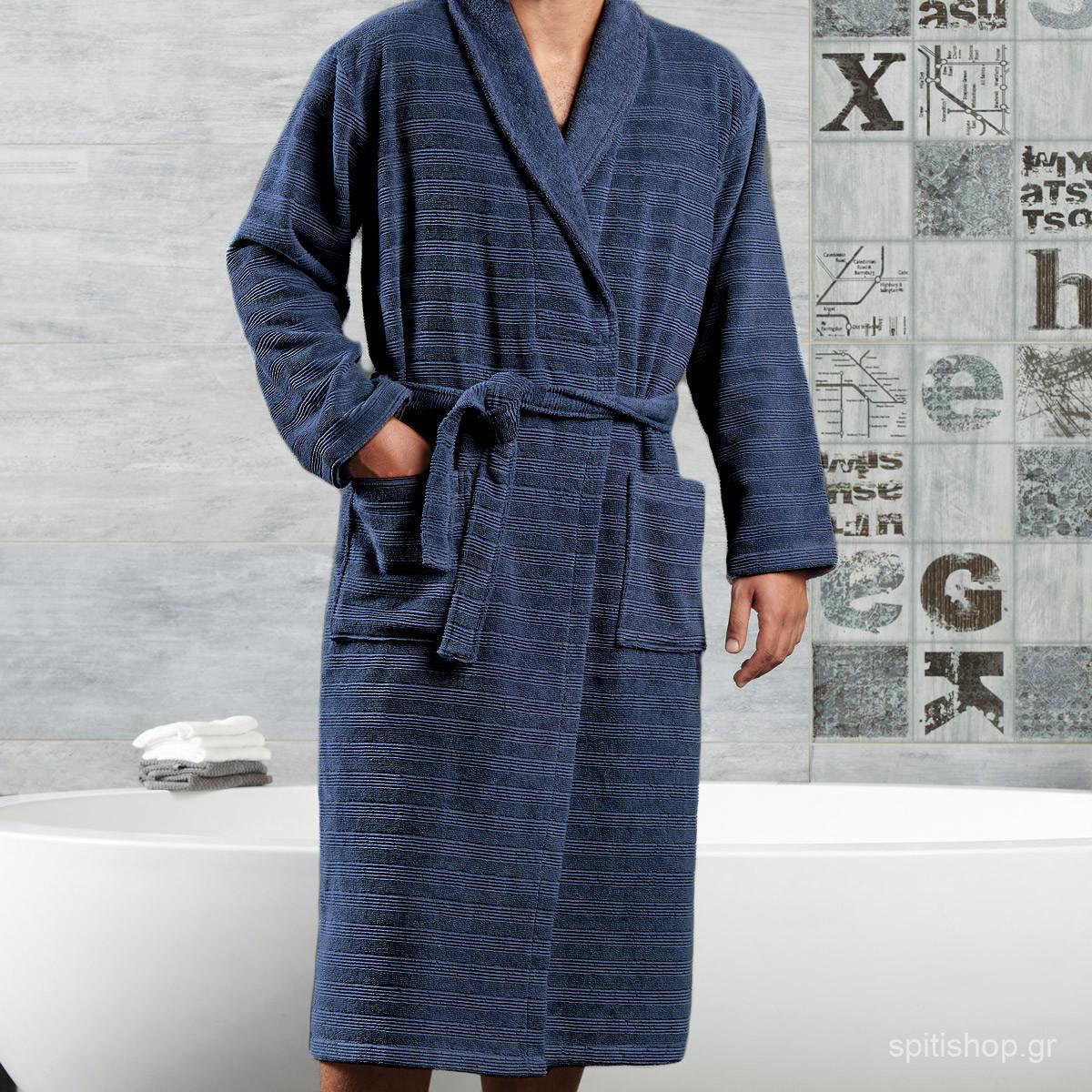 Μπουρνούζι Kentia Bath Aramis 01 XX-LARGE XX-LARGE