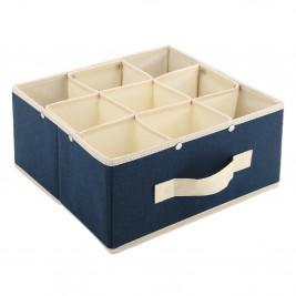 Κουτί Τακτοποίησης 9 Θέσεων εstia 03-5313 Blue