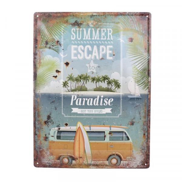 Διακοσμητική Ταμπέλα CL Summer Escape 3-70-773-0085
