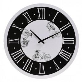 Ρολόι Τοίχου CL Bikes 6-20-970-0001