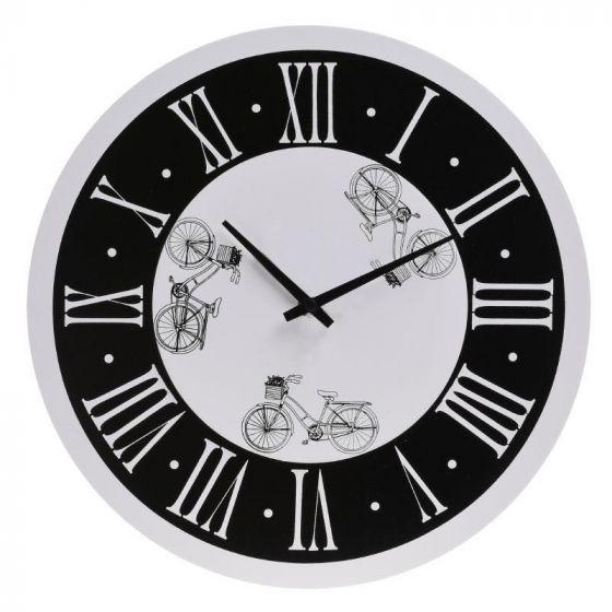 Ρολόι Τοίχου CL Bikes 6-20-970-0001 home   διακόσμηση   ρολόγια