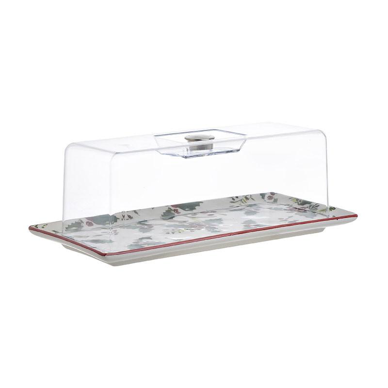 Πιατέλα Σερβιρίσματος Με Καπάκι CL 6-60-017-0003 home   κουζίνα   τραπεζαρία   είδη σερβιρίσματος