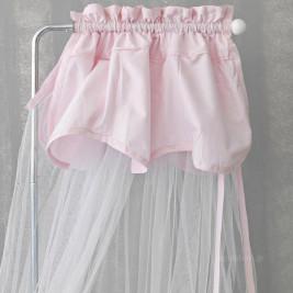 Κουνουπιέρα Κούνιας Palamaiki Baby Joia Pink
