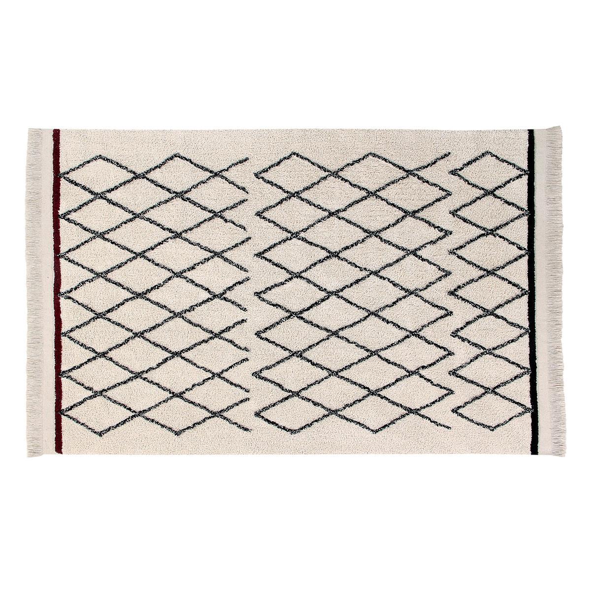 Πλενόμενο Χαλί (140×210) Lorena Canals Bereber CrissCross