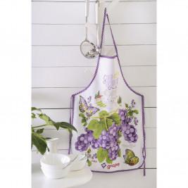 Ποδιά Κουζίνας Rythmos Grape